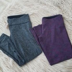 Bundle of Tuff Athletic leggings